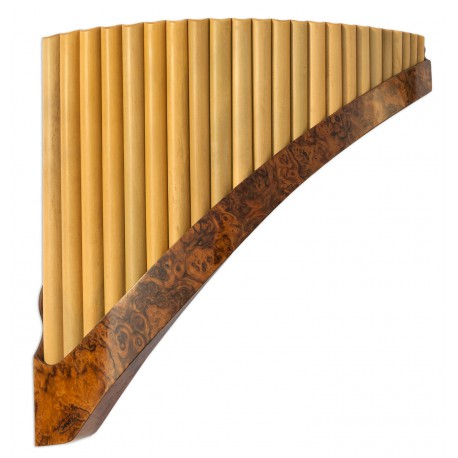 Flauta de pan Premium 23