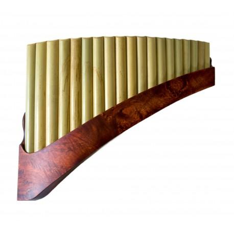 Flauta de pan Premium 19