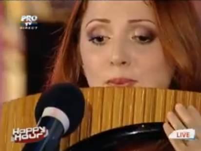 Pettruta Kupper Pan flute