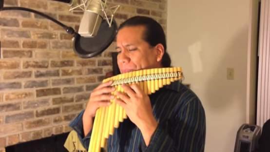 Pan Flute Abba